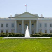 Fontein aan het Witte Huis