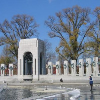 Het National World War II Memorial