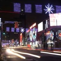Lichten rond Yonge Street