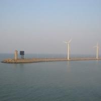 Windmolens van Zeebrugge