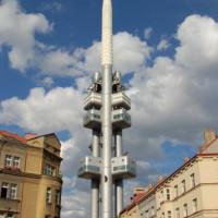De Žižkov-televisietoren
