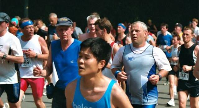 Halve Marathon van Praag