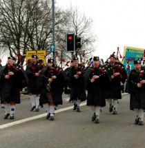 Parade St. Patrick's Day