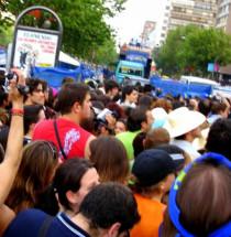 Carnaval in Madrid