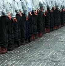 Herdenking van de Opstand van Warschau