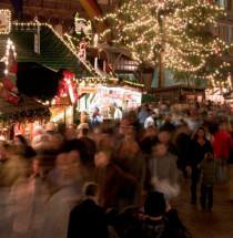 Salzburg Kerstmarkt