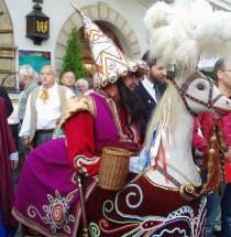 Parade van de Lajkonik