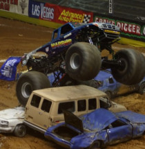 Monster Jam Truck Finals
