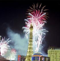 Nieuwjaar in Las Vegas