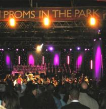 Proms in the Park