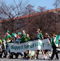 Saint Patrick's Day in Washington