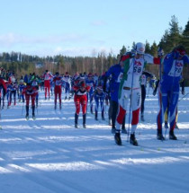 Vasaloppet Ski Race