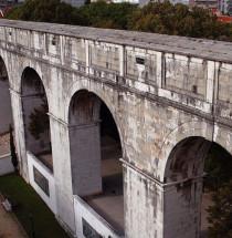 Aquaduct van Aguas Livres