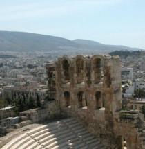 Theater van Herodes Atticus
