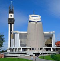 Basiliek van de Goddelijke Barmhartigheid