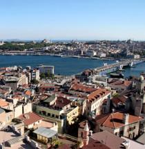Beyoglu en Galata