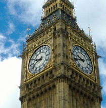 Palace of Westminster en Big Ben