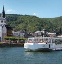 Boottocht op de Rijn