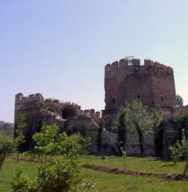 Byzantijnse landmuren