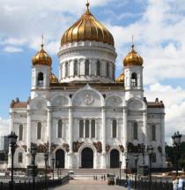 Christus verlosserkerk moskou take a trip - Verblijf kathedraal ...