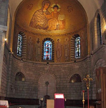 De Kerk van het Cenakel