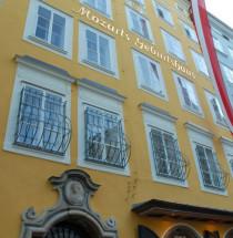 Geboortehuis van Mozart