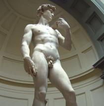 Galleria dell'Accademia en David