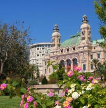 Monte Carlo Casinotuinen en -terras