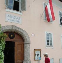Woonhuis van Mozart