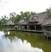 Oude Stad (Muang Boran)