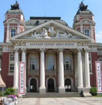 Nationaal Theater Ivan Vazov