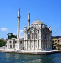 Ortaköy Moskee