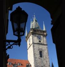 Oude Stadhuis van Praag