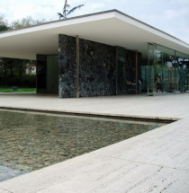 Paviljoen Mies van der Rohe