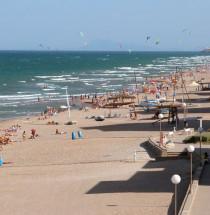 Playa de Malvarossa