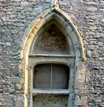 Ruïnes van de Sint-Baafsabdij
