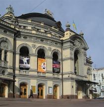 Sjevtsjenko Nationale Opera en Ballettheater