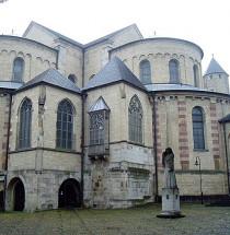 St. Maria im Kapitol Kirche