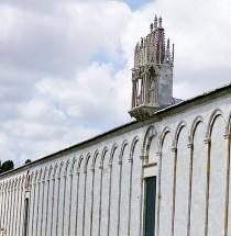 Stadsmuren van Pisa