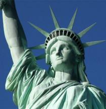 Vrijheidsbeeld en Immigration Museum